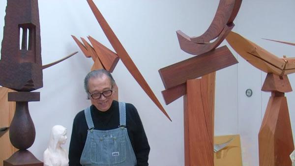 彫刻家として|彫刻家 澄川喜一 sumikawa kiichi